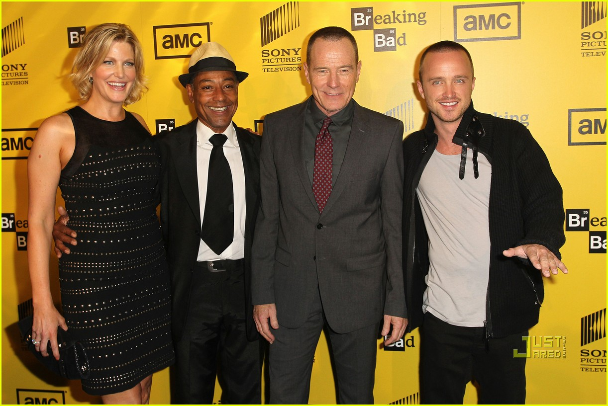 Cuarta Temporada Breaking Bad | Aaron Paul Breaking Bad Season 4 Premieres July 17 Photo