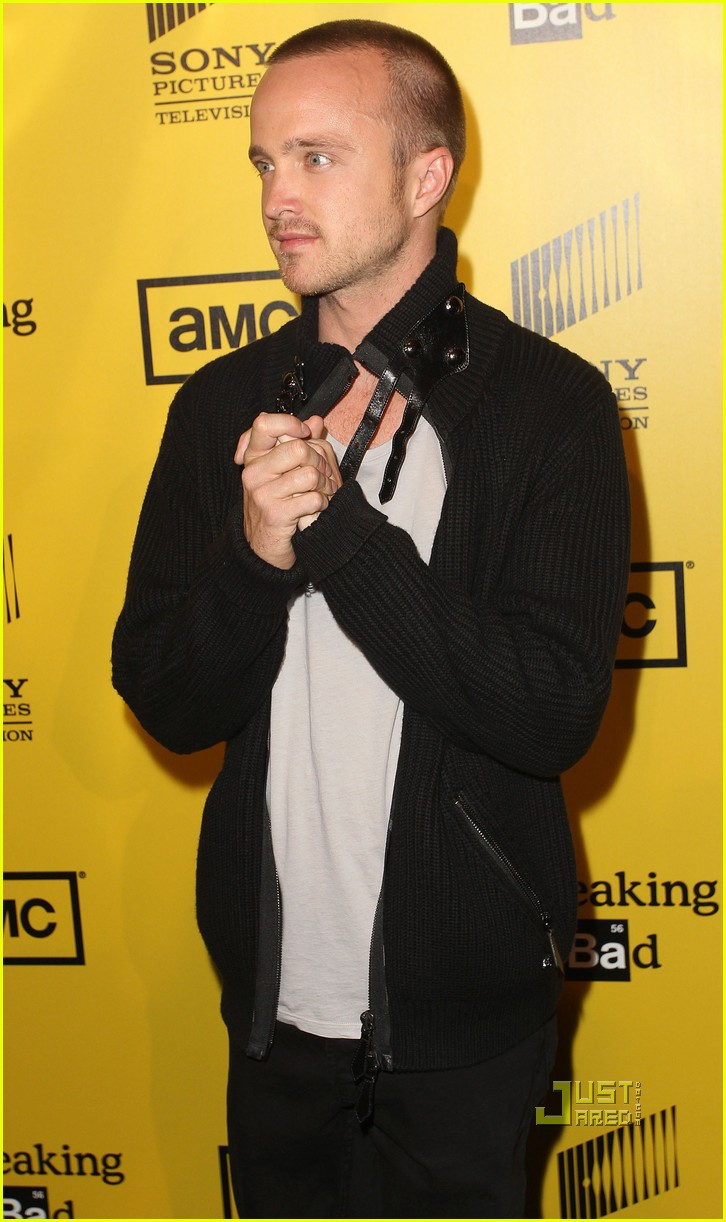 aaron paul breaking bad season 4 premiere 10