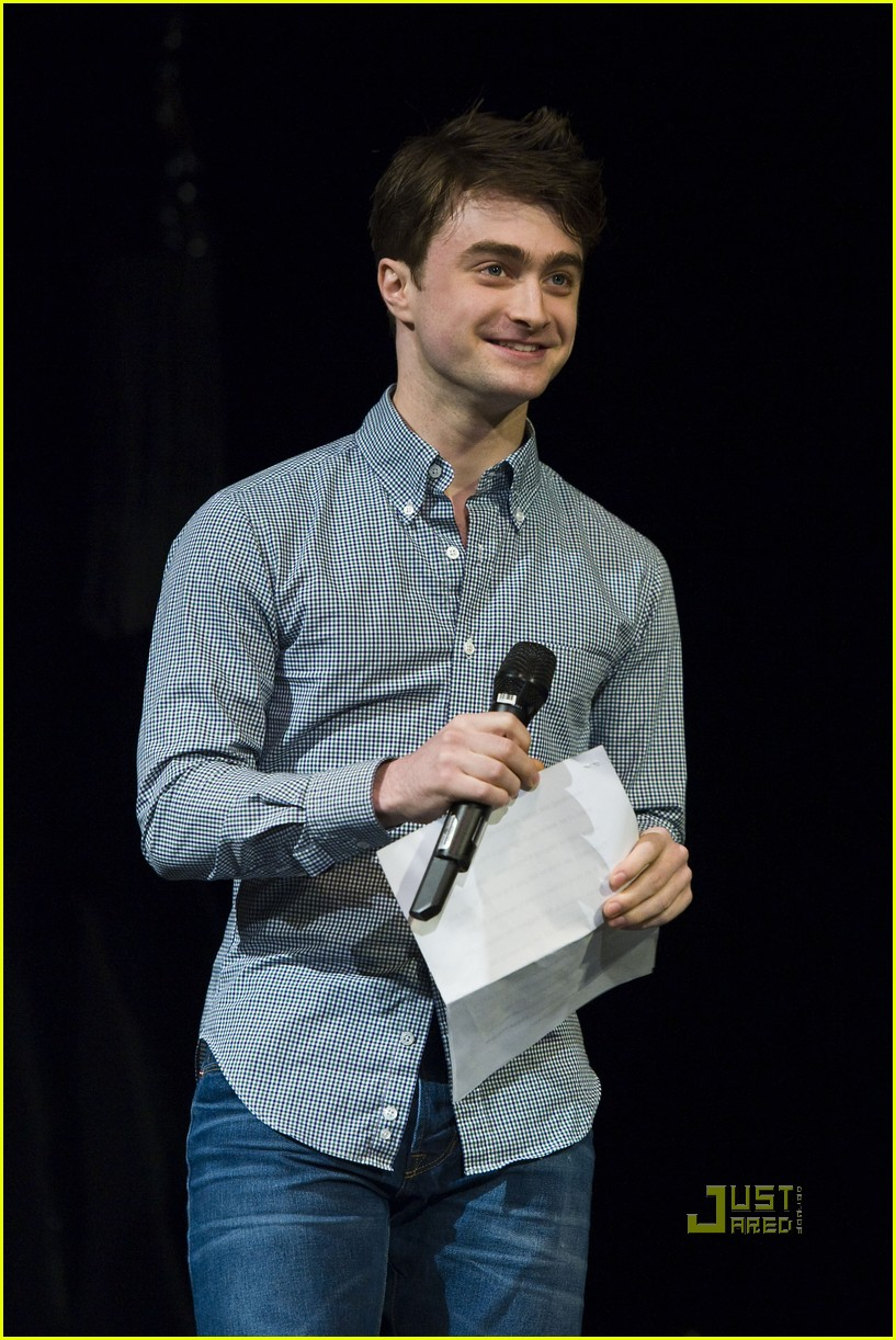 daniel radcliffe shubert foundation 02