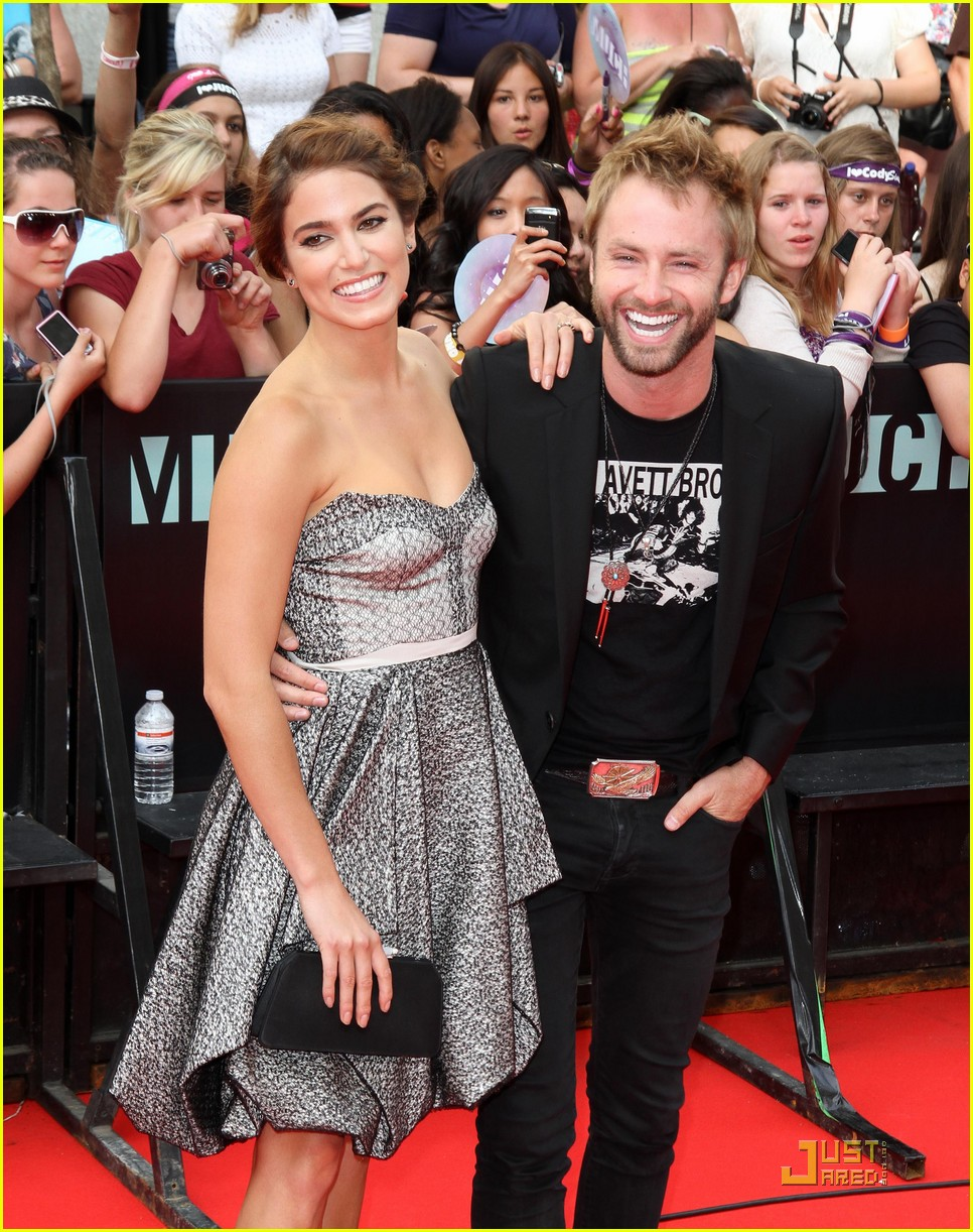 nikki reed paul mcdonald muchmusic 05