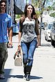 emmy rossum lunch with dj caruso 11