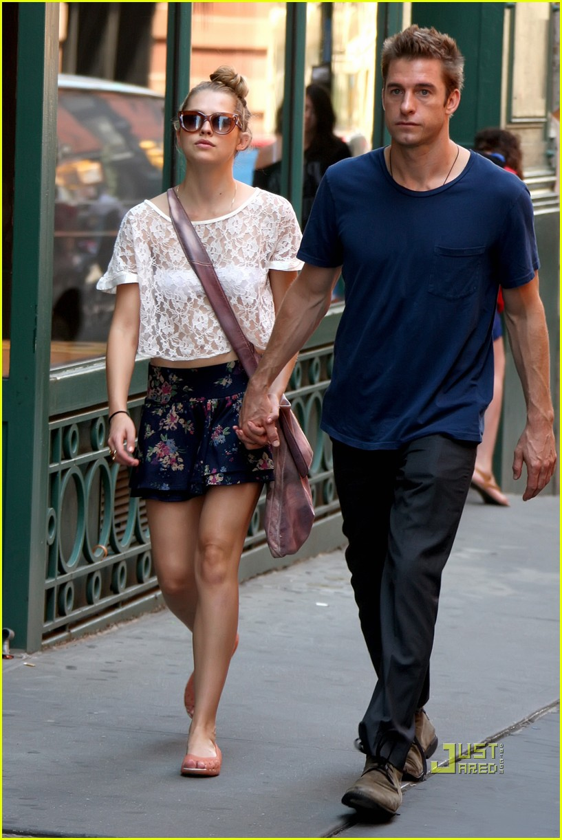 teresa palmer scott speedman soho nyc 08