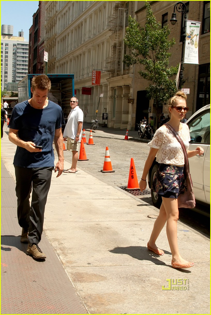 teresa palmer scott speedman soho nyc 19