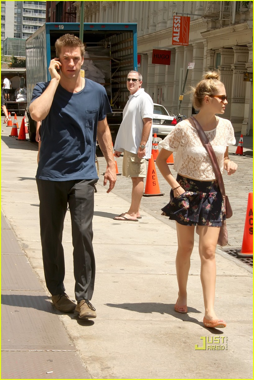 teresa palmer scott speedman soho nyc 20