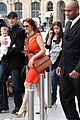 john travolta kelly preston paris with the kids 09