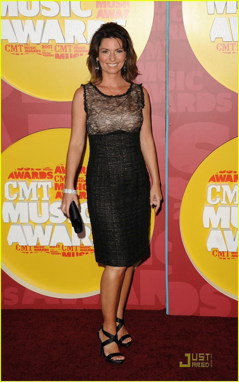 shania twain cmt awards 02