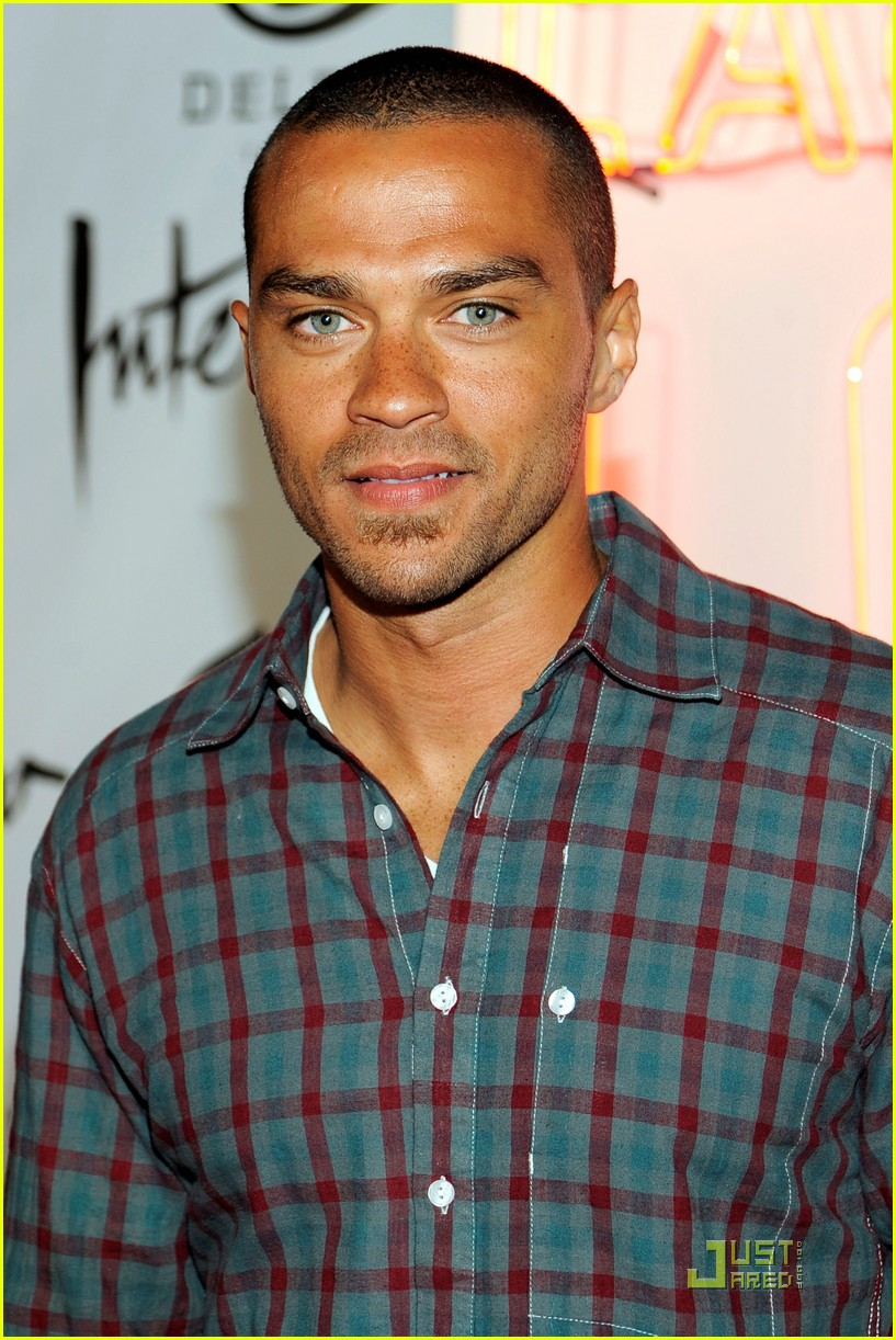 jamie king jesse williams celebrate summer 13