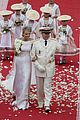 prince albert princess charlene royal wedding 19
