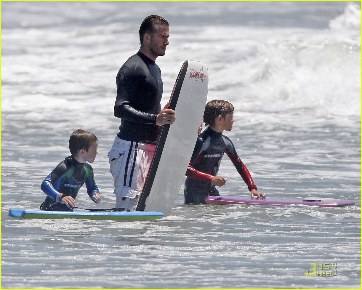 david beckham boogie boards 042565236