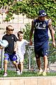 david beckham romeo cruz training 04