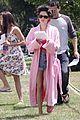 rachel bilson pink bathrobe daisy dukes to do list 03