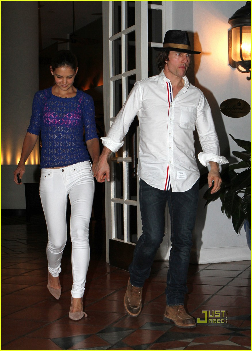 tom cruise katie holmes date night miami 01