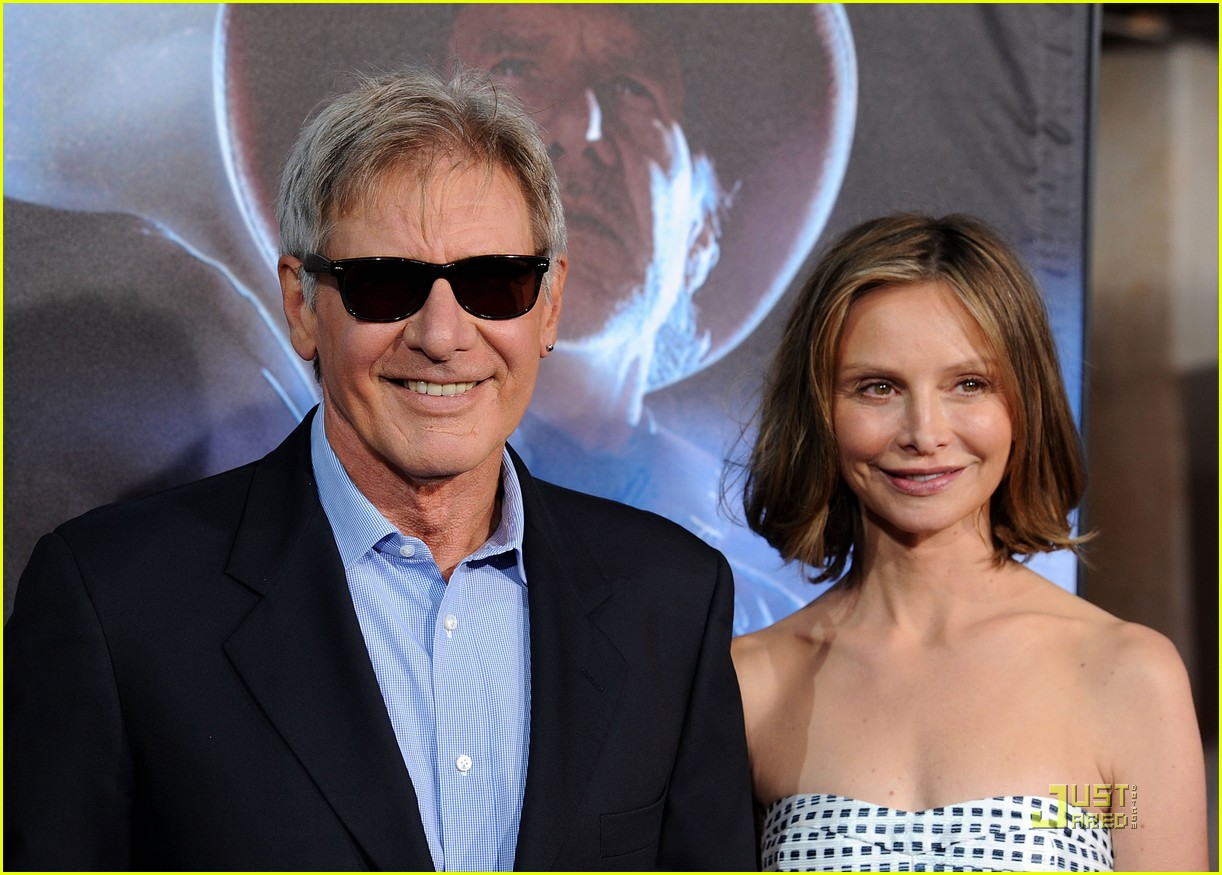harrison ford calista premiere 052563310