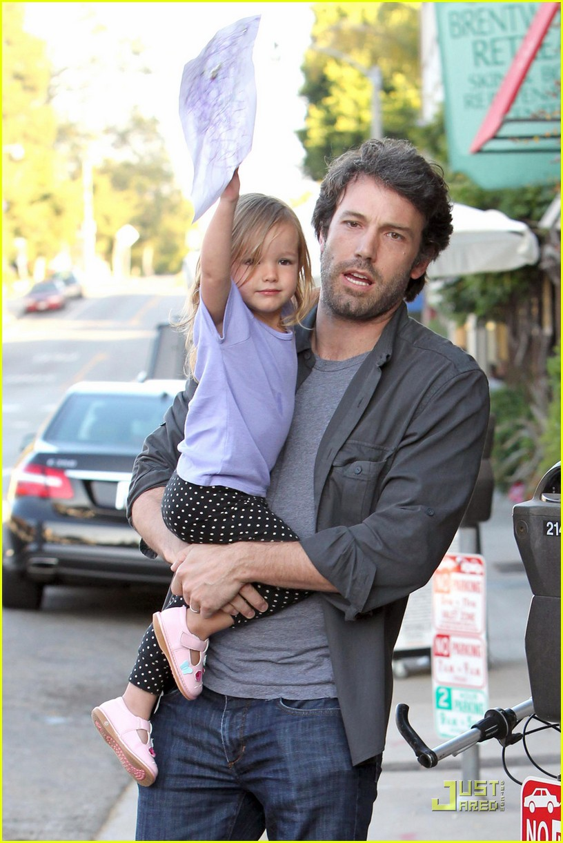 ben affleck jennifer garner sunday brunch with the girls 022559643