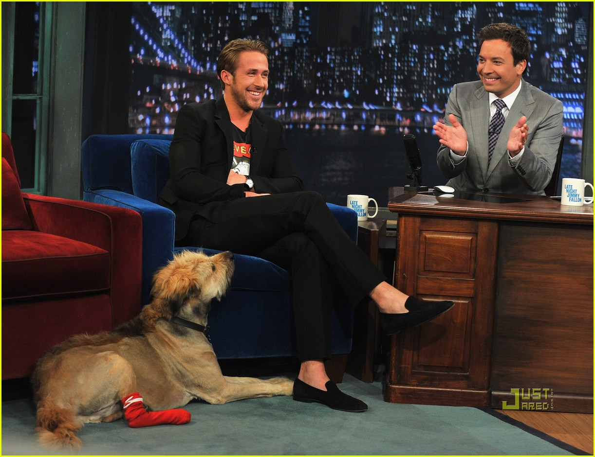 ryan gosling late night jimmy fallon 05