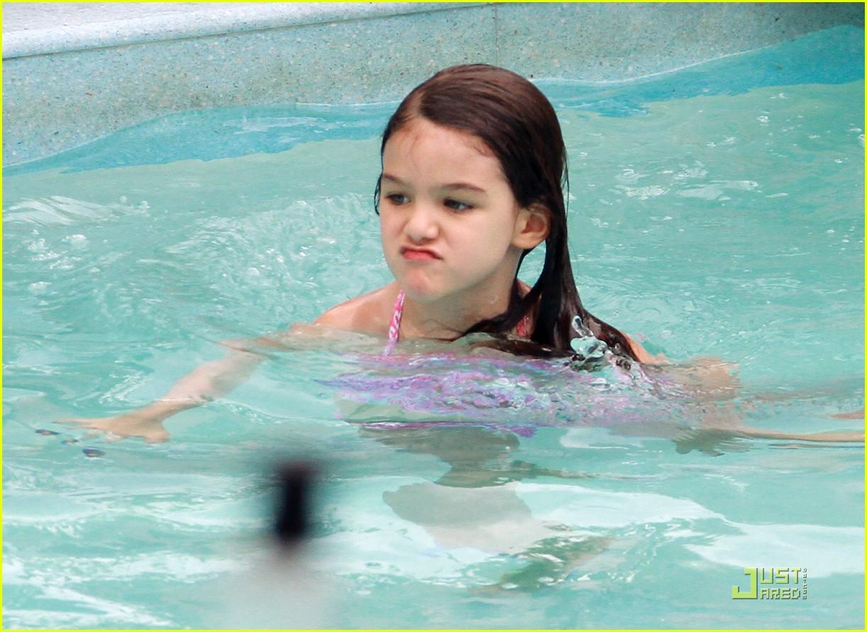 Jennifer Lopez Bikini Photos With Babies And Marc in Spain ...
