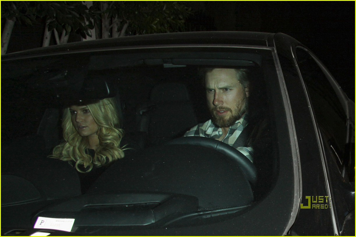 jessica simpson eric johnson nobu 04