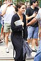 leighton meester penn badgley gossip girl set 14