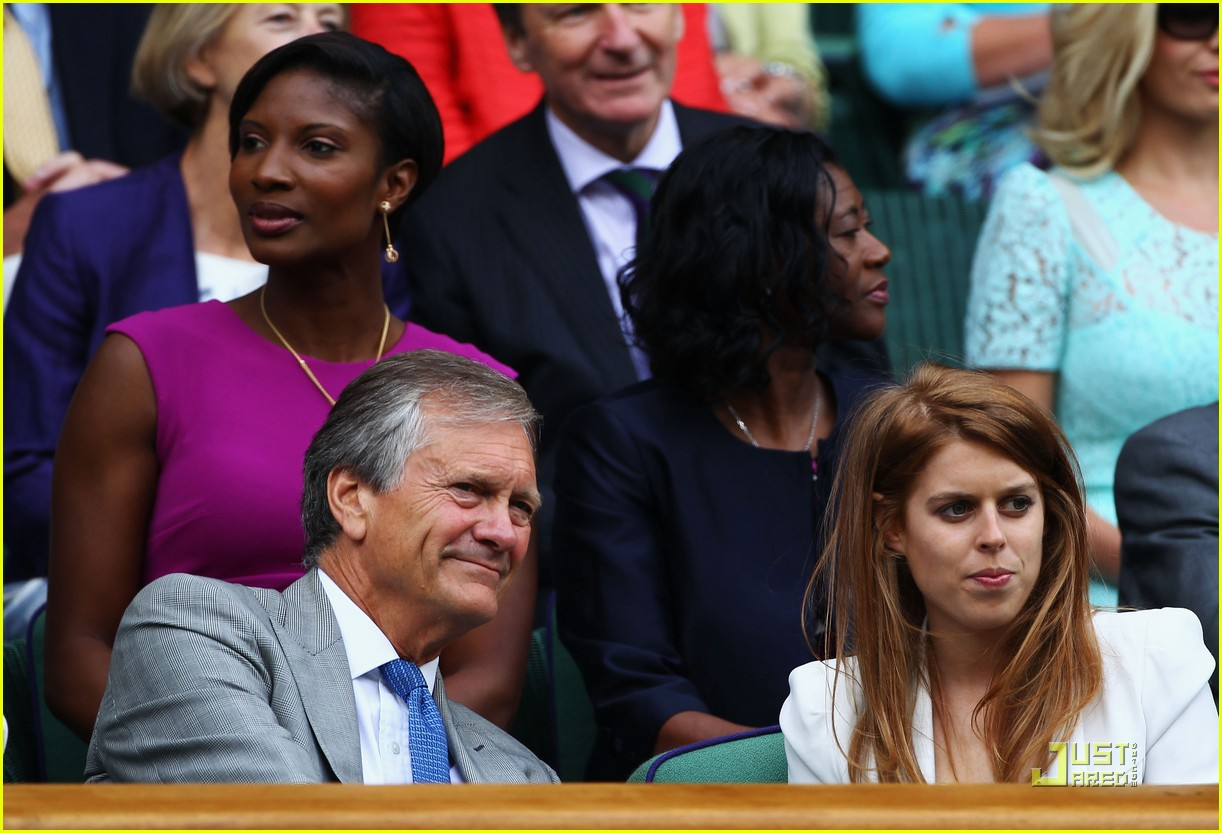 pippa middleton princess beatrice wimbledon 07