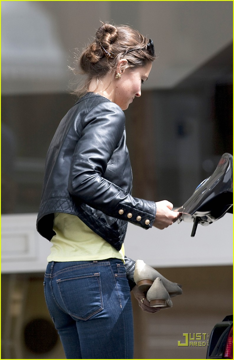 pippa middleton leather 05