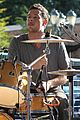 cory monteith pinkberry opening with bonnie dune 05