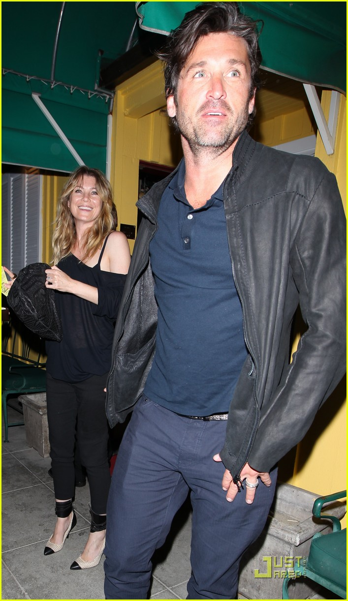 ellen pompeo patrick dempsey dan tanas 09
