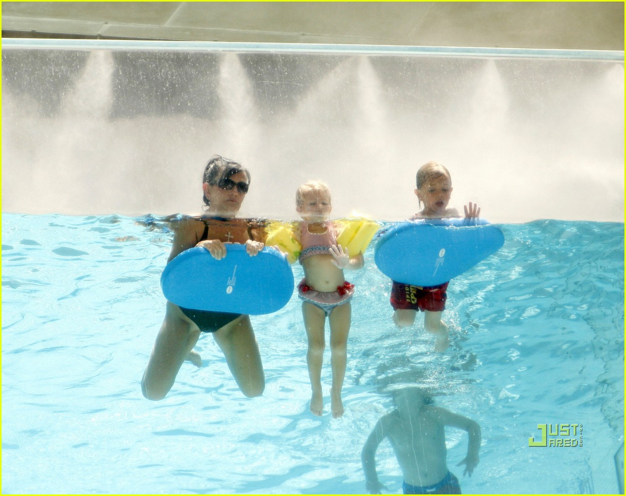 lynne spears swimsuit grandkids sean preston jayden maddie 12