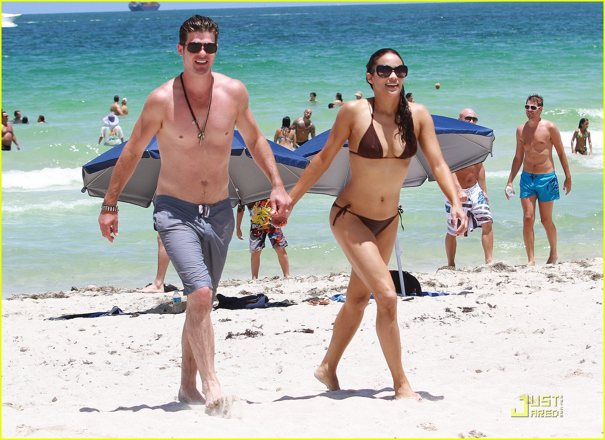 robin thicke paula patton miami mates 13