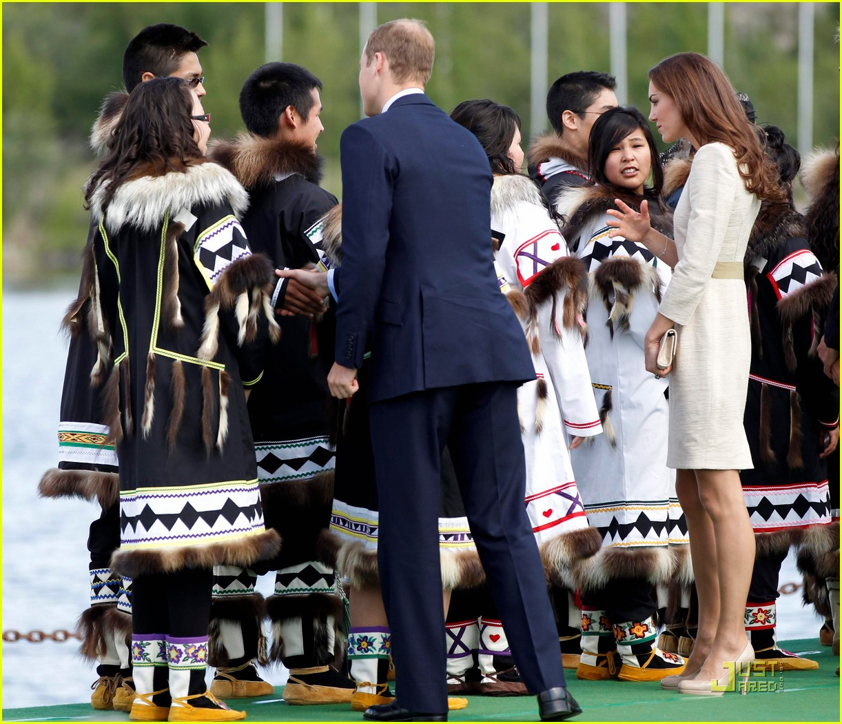 prince william kate hockey 07