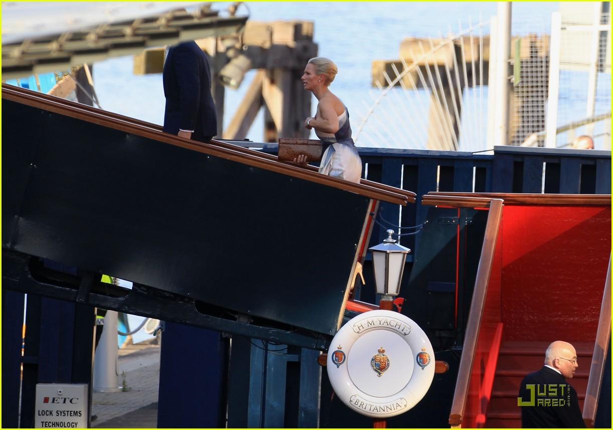 prince-william-kate-yacht-07 Wedding William Kate