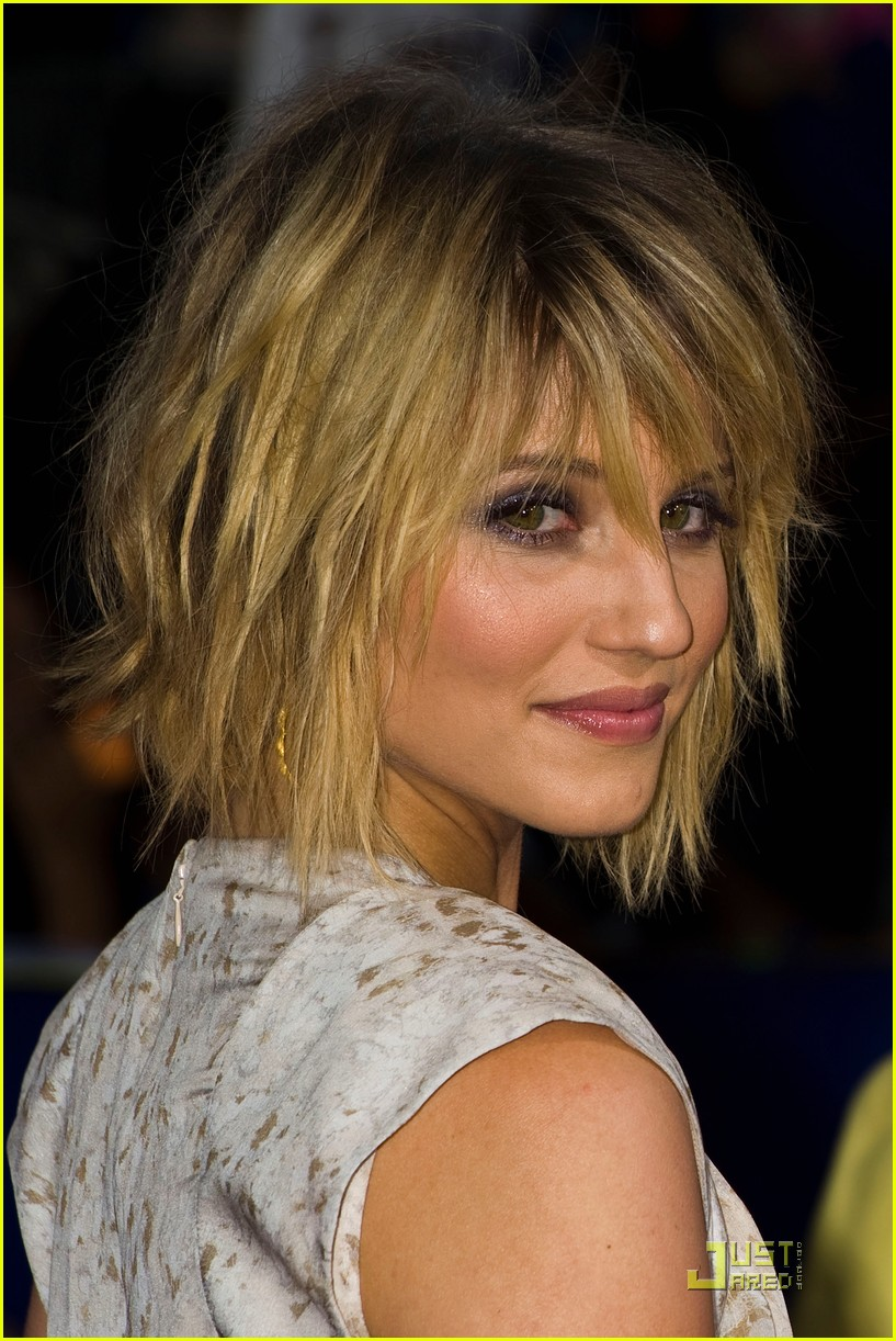dianna agron glee 3d movie premiere 07