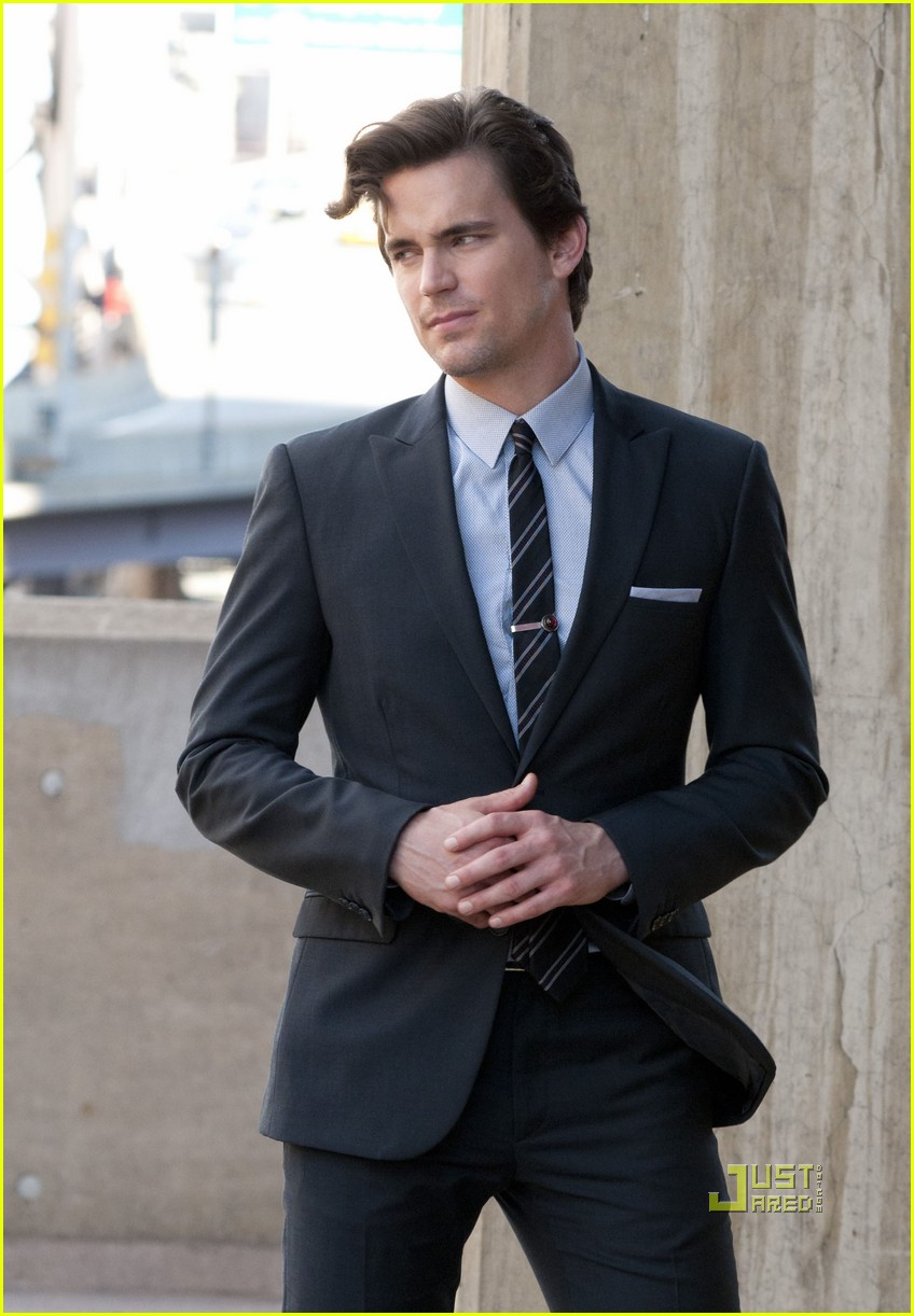 matt bomer suite white collar set 052572822