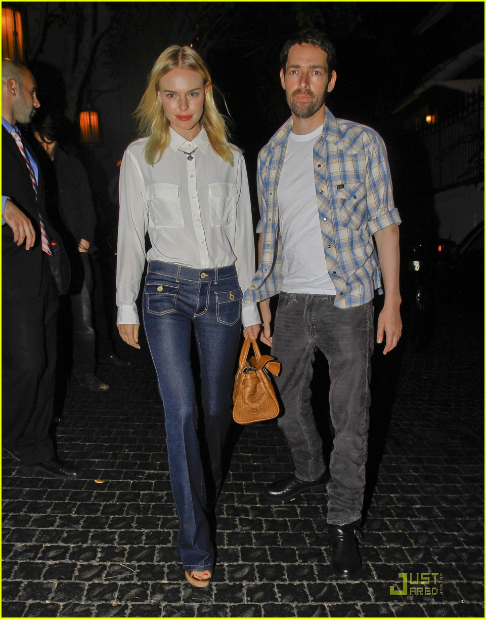 kate bosworth michael polish dinner 01