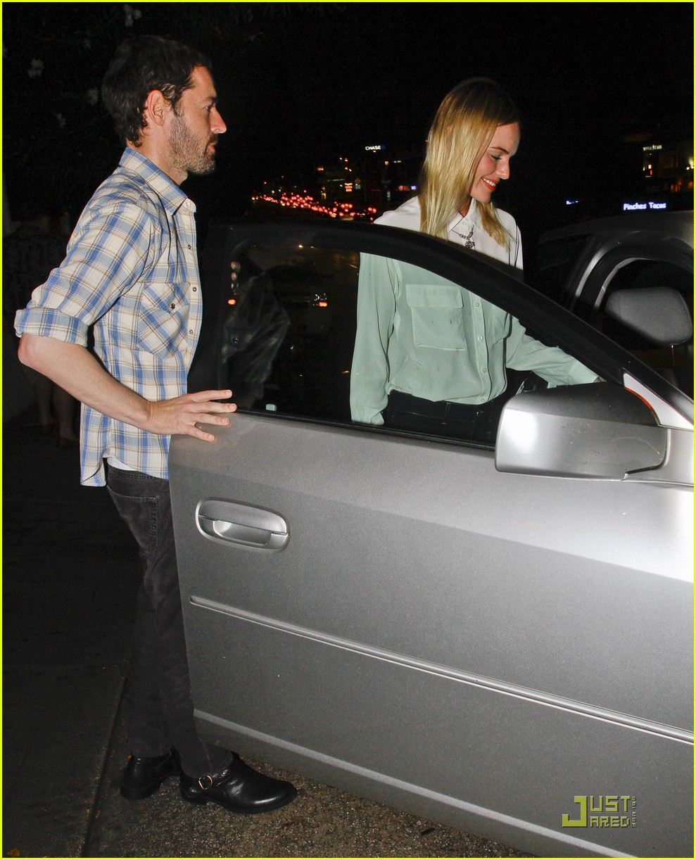 kate bosworth michael polish dinner 05