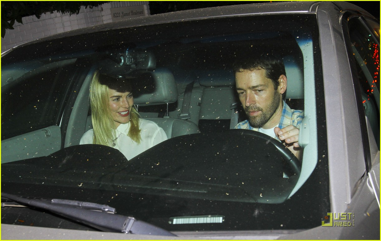 kate bosworth michael polish dinner 06