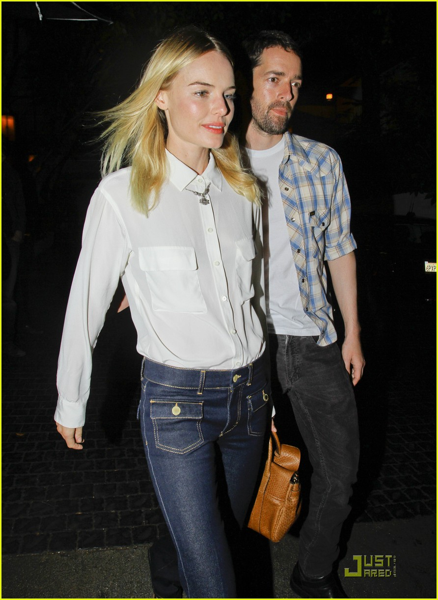 kate bosworth michael polish dinner 08