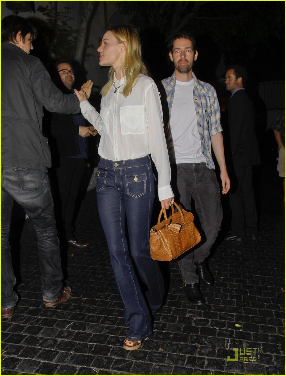 kate bosworth michael polish dinner 10