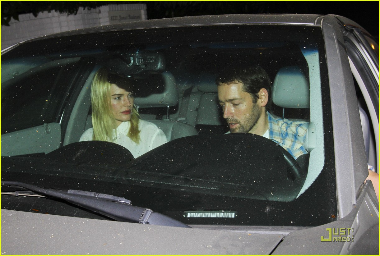 kate bosworth michael polish dinner 16