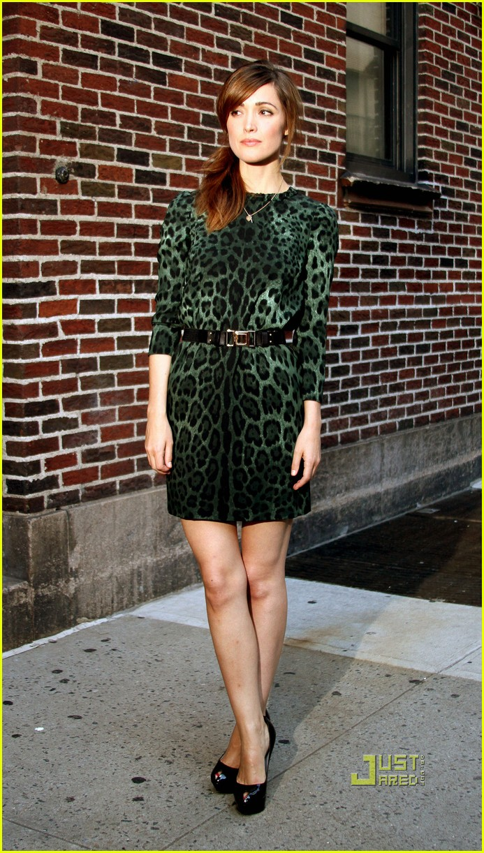 rose byrne david letterman 08