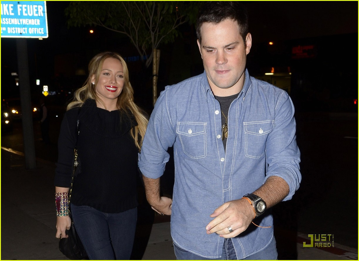 hilary duff date night mike 042569361