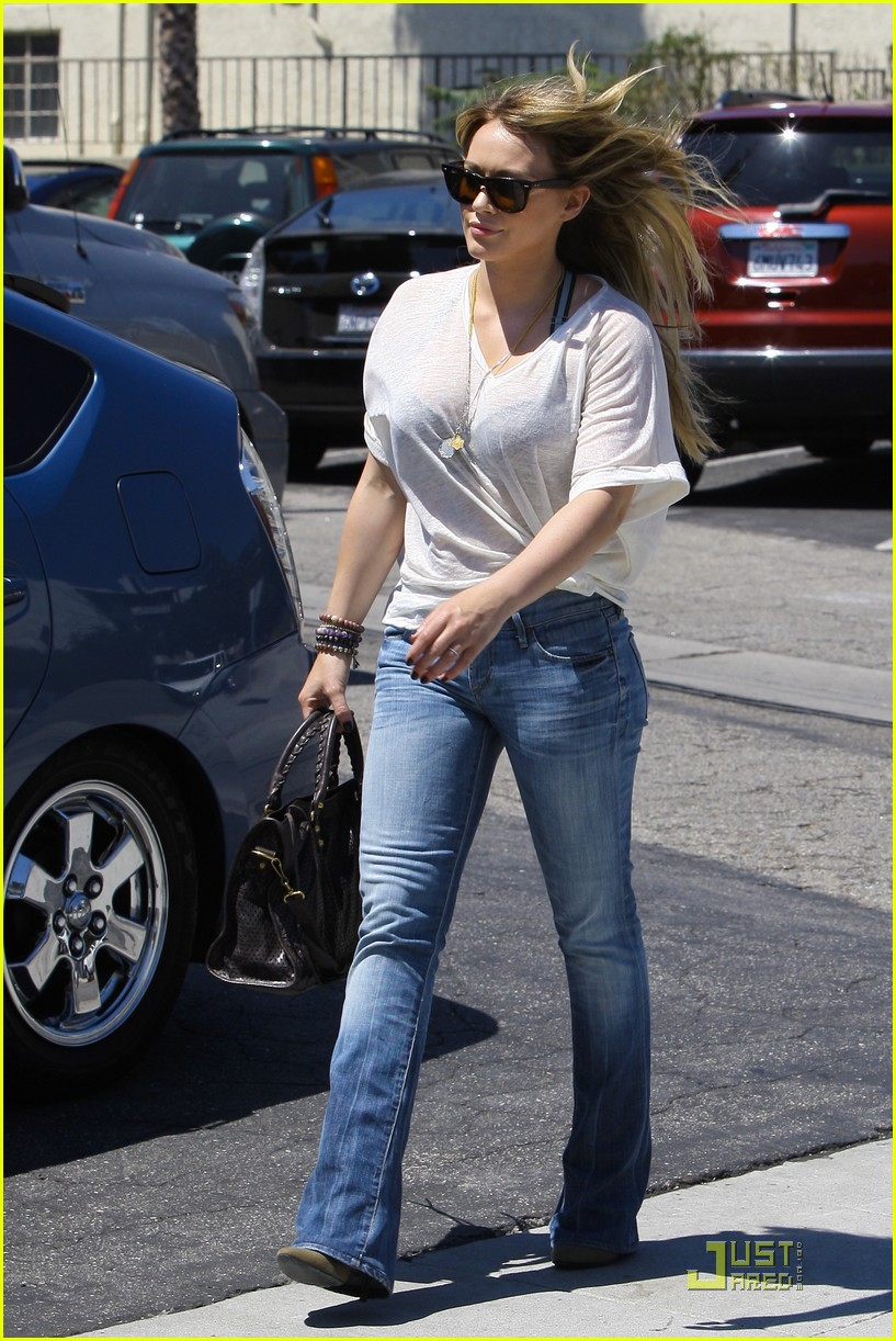 hilary duff lunch haylie 01