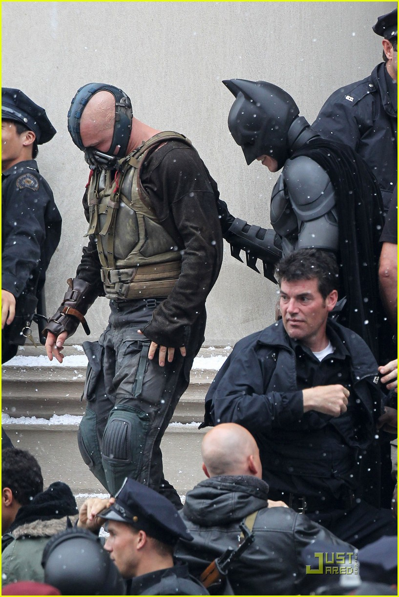 tom hardy christian bale bane batman battle 10