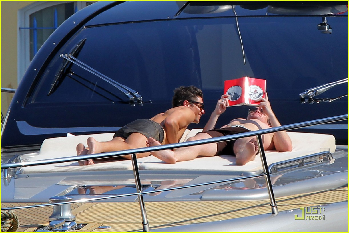 neil patrick harris david burtka vacationing in st tropez 11