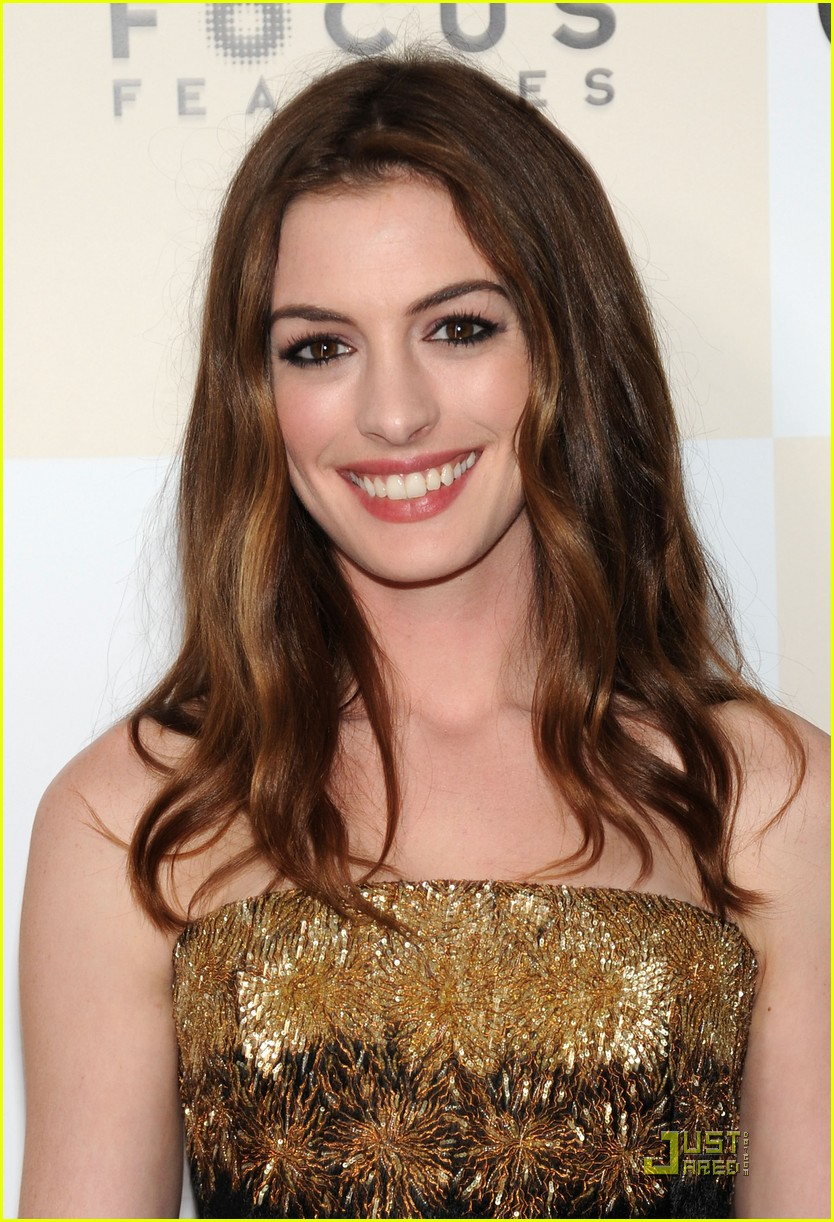 anne hathaway jim sturgess one day premiere nyc 012568398
