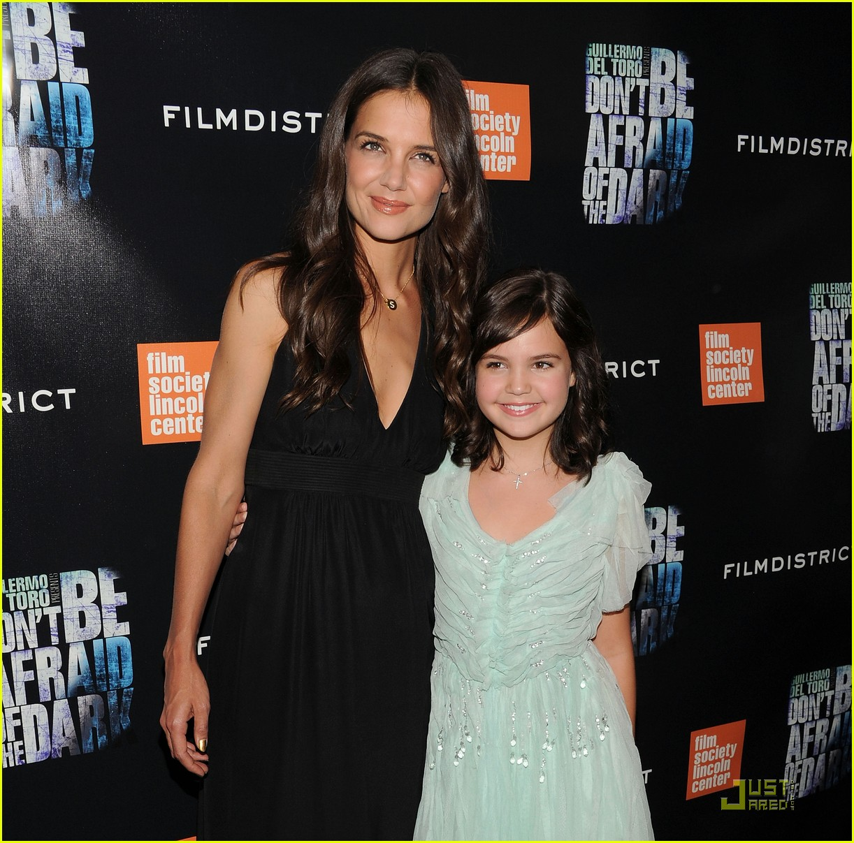 katie holmes dont be afraid premiere 02