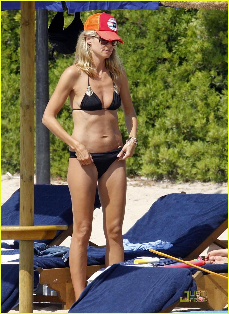 heidi klum bikini italy 09