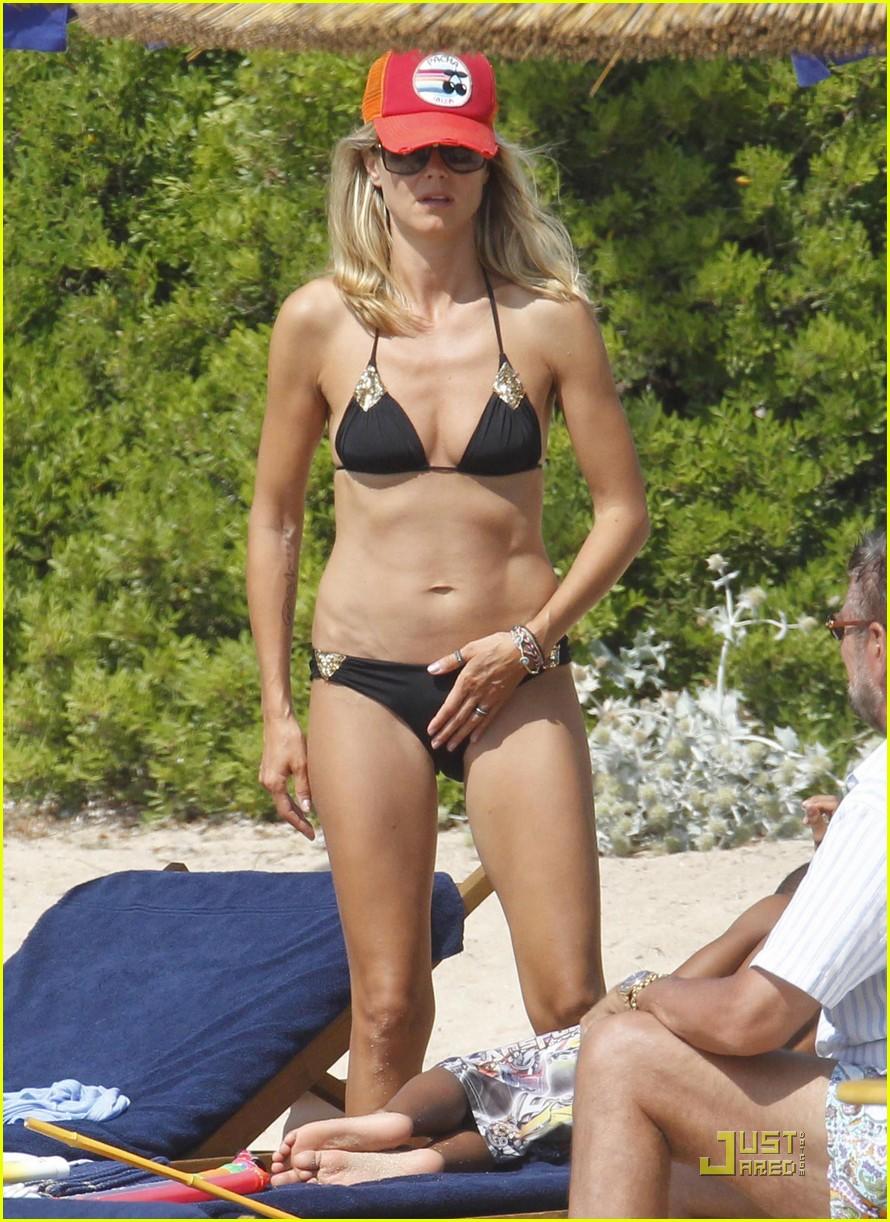 heidi klum bikini italy 10