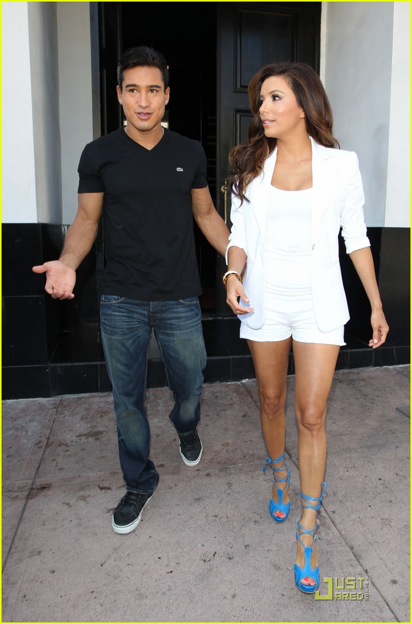 eva longoria beso shoot with mario lopez 06
