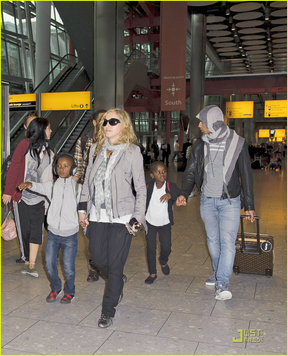madonna brahim zaibat heathrow 03