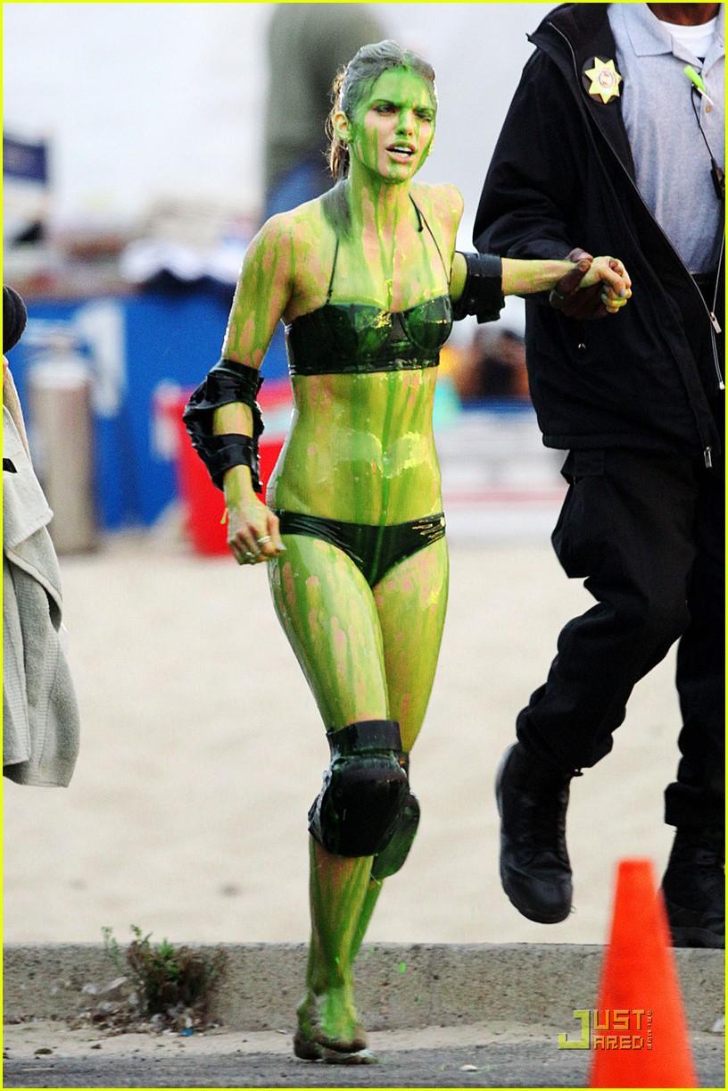 annalynne mccord slime bikini 07